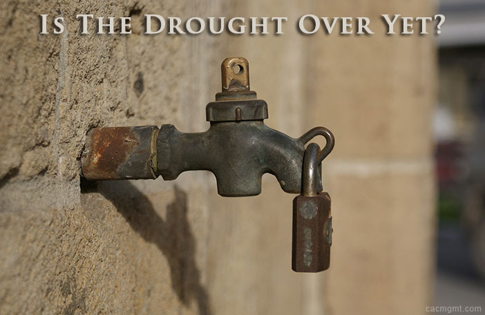 California drought + HOA communities + Culver City, Torrance, Marina Del Ray, and Los Angeles