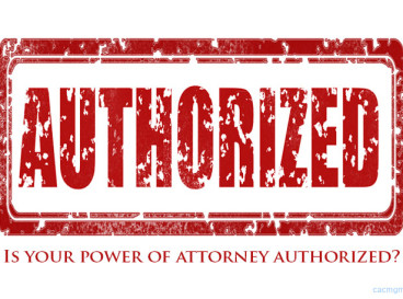 HOA Meetings: Is your power of attorney authorized?