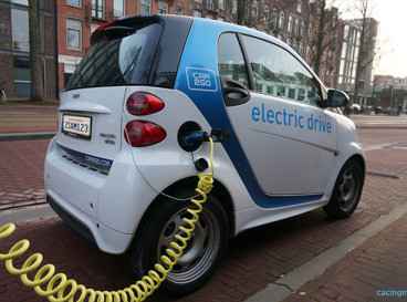 CARS: Electric Vehicle Charging Stations & the HOA
