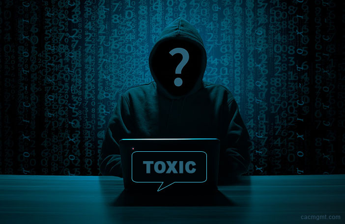 Anonymous HOA Election Flyers: Toxic (Rules & Regulations)