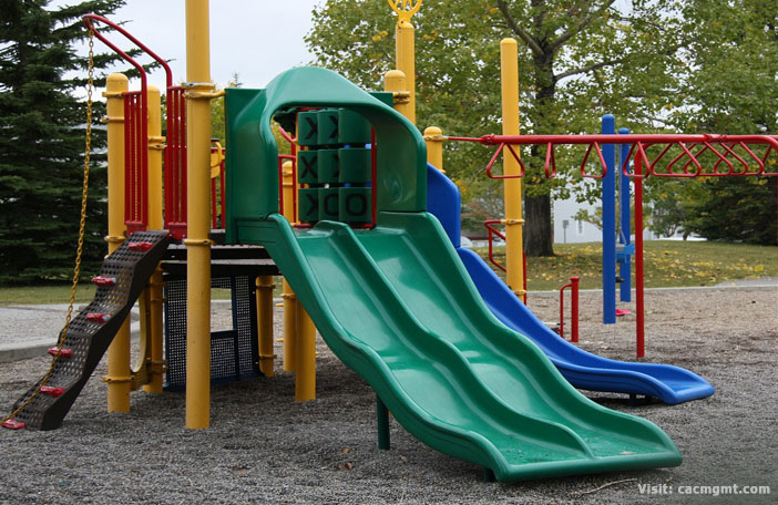 HOA Advice: No safe place for children to play